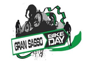 Logo Gran sasso Bike Day
