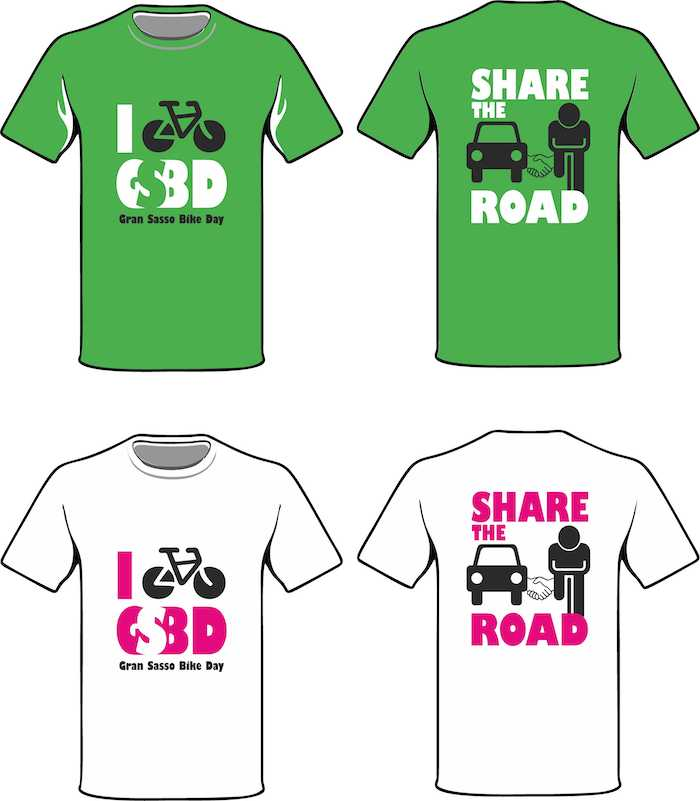T-shirt GSBD 2018