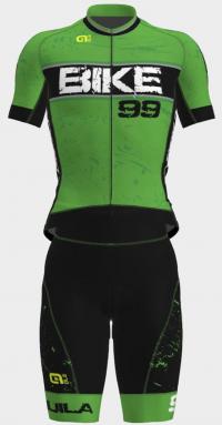 Divisa Bike99 2020 Front