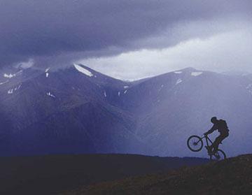 Bike99 sul Gransasso